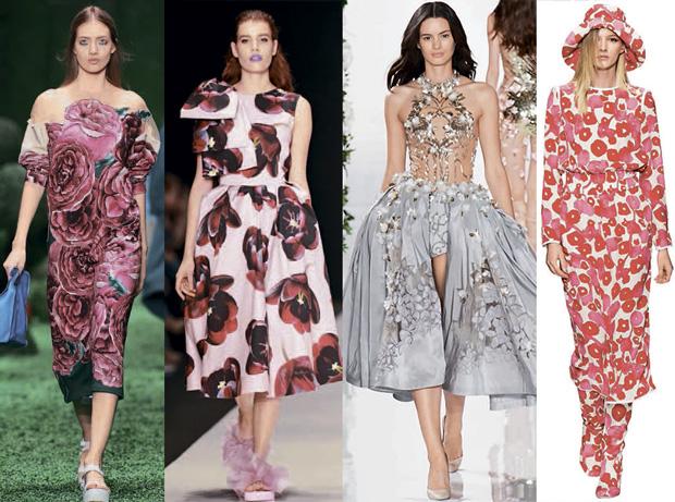 Тенденции моды весна-лето 2015