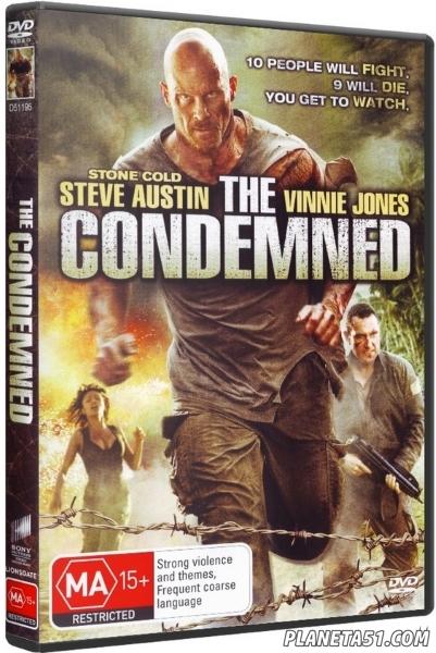 Приговоренные / The Condemned (2007/HDRip)