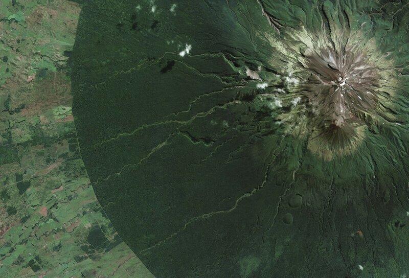 Лучшие орбитальные снимки Земли по версии ЕКА