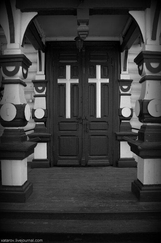 Церковь Троицы Живоначальной в Удельном Раменского района