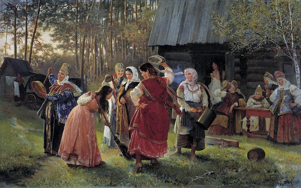 0459.Korzuhin.Alekseiy.Devichnik.1889.holst.maslo.94h153.sm.jpg