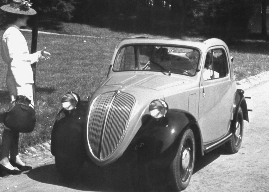 Aston Martin DB1 (1948)