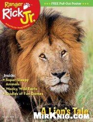 Журнал Ranger Rick Jr. - Issue 1, 2013