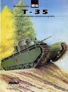 Книга ModelCard №46. Т-35