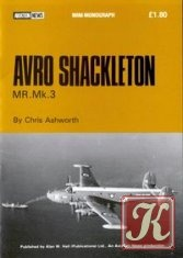 Книга Avro Shackleton MR.Mk.3 (Aviation News Mini-Monograph)