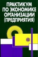 Книга Практикум по экономике организации (предприятия)