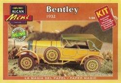 Журнал Bentley  1932 [Alcan mini]