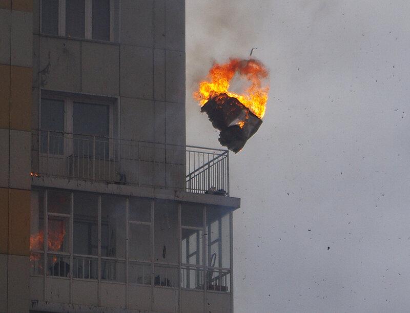 Ещё один источник пожара