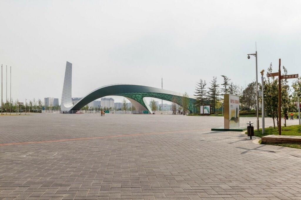 Ворота №3, Парк-выставка садов