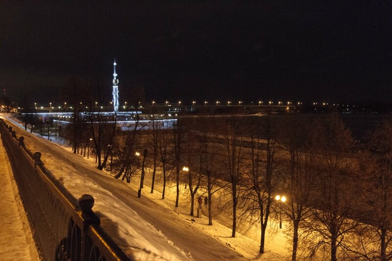Речной вокзал, Ярославль