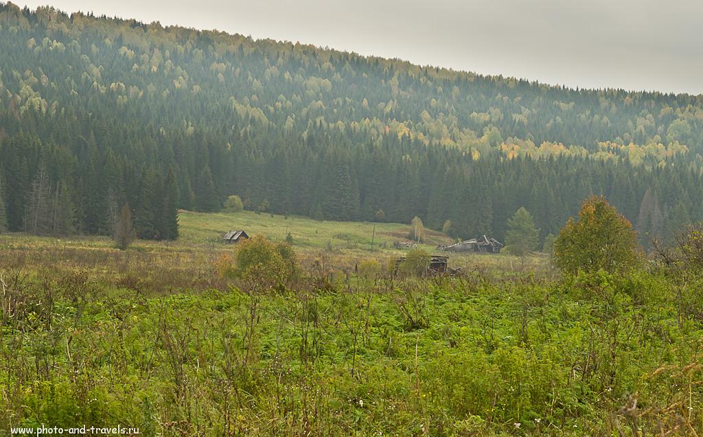 16. Каково здесь зимой?.. Остатки деревни Шуртан в окрестностях села Нижнеиргинское.