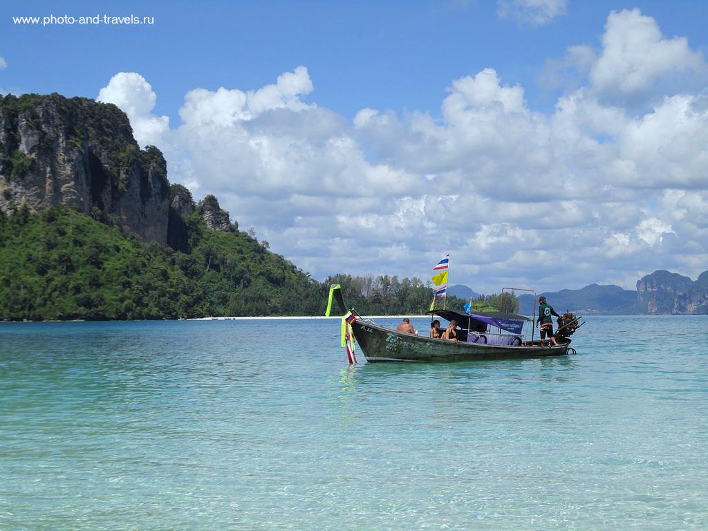 """18. В провинции Краби вас ждет прозрачное море и горы, как в фильме """"Аватар"""". Рассказ про первую поездку в Таиланд на отдых."""