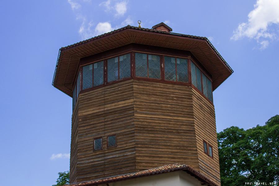 Бахчисарай - столица Крымского ханства