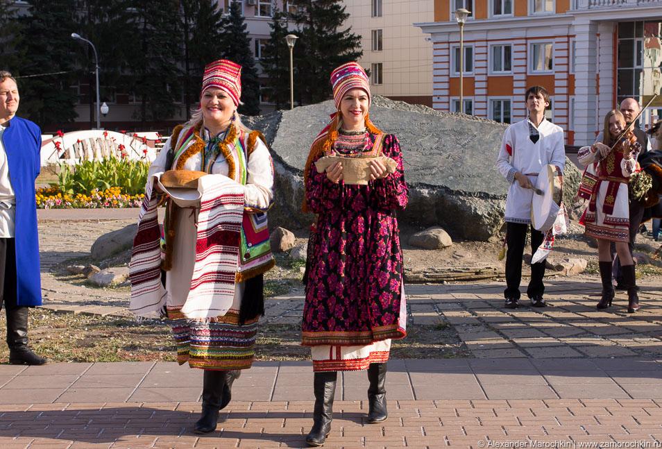 Мордовская свадьба, свахи