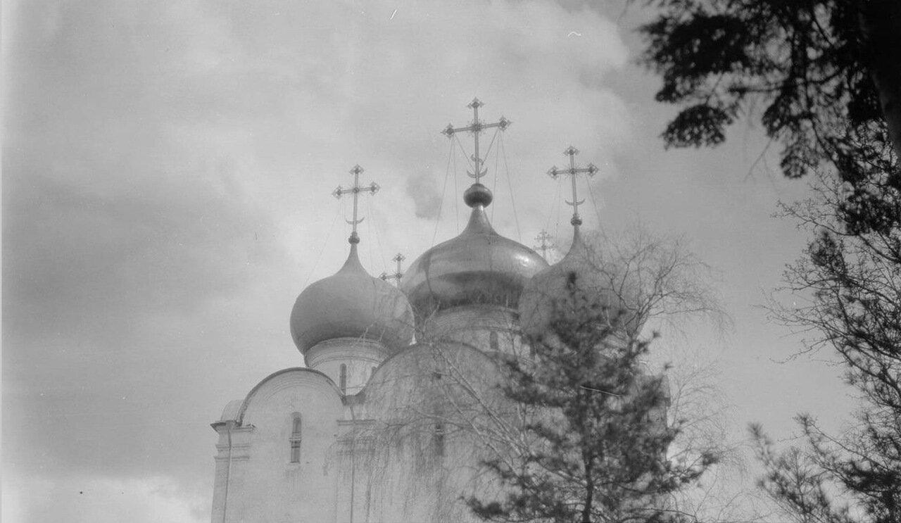 34. Новодевичий монастырь