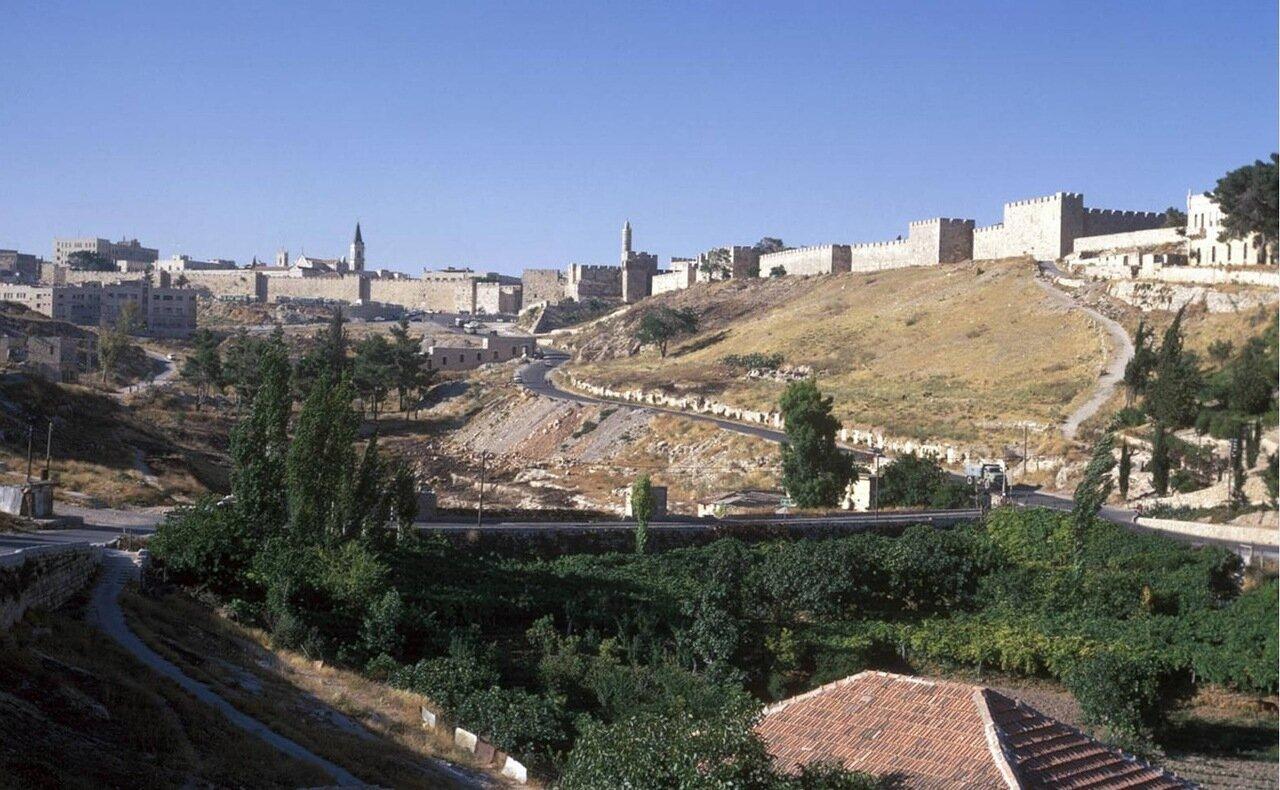 Старый город. Панорама