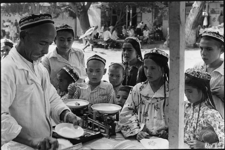 1954. Узбекистан. Маргилан