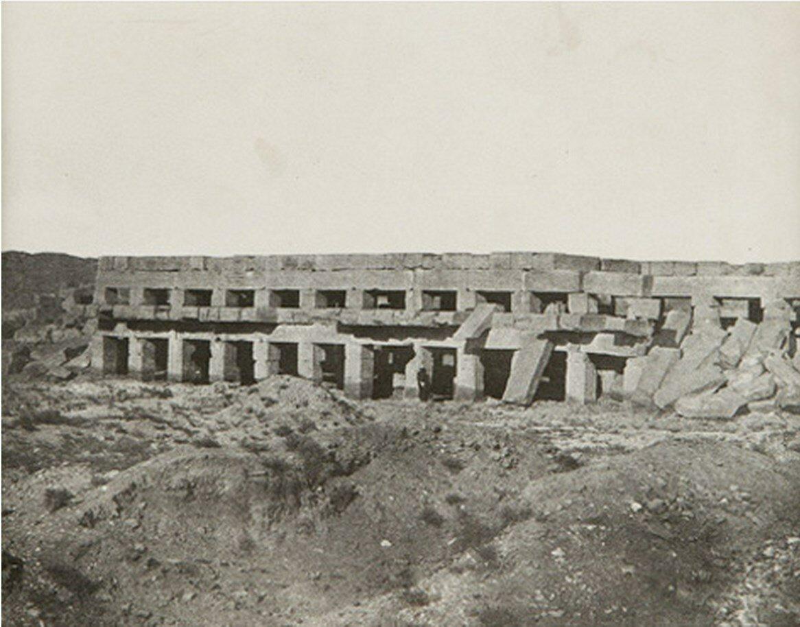 Карнак. 1850