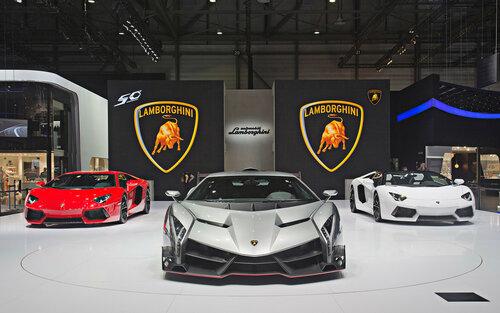 В России раскуплены все запасы Lamborghini на 2016 год