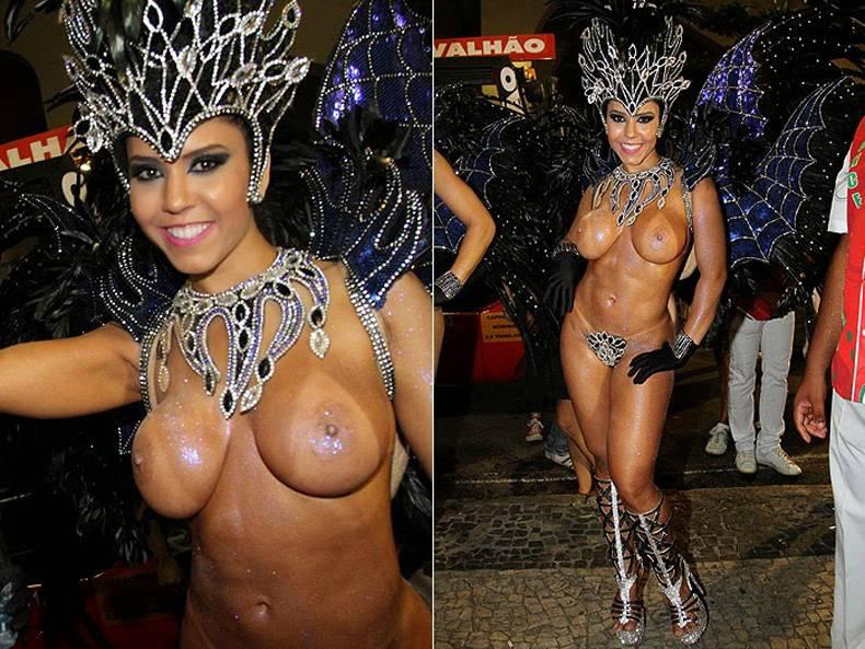 карнавала красотки бразильского порно