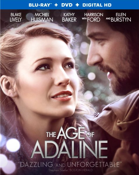 Век Адалин / The Age of Adaline (2015) BDRip/1080p/720p + HDRip