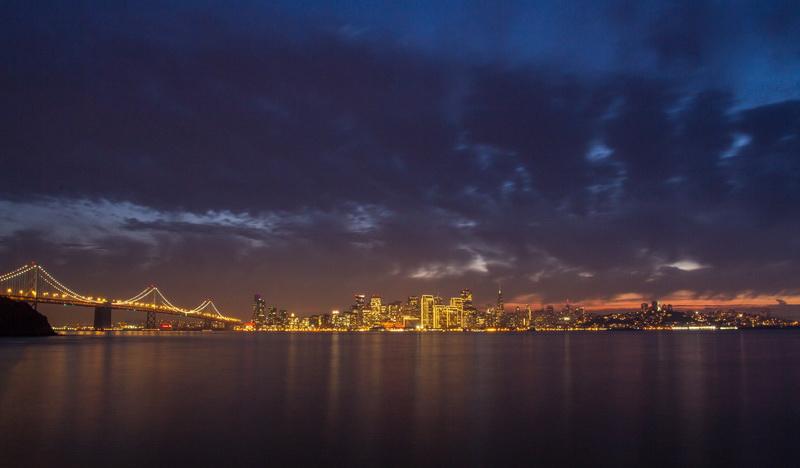 Кристиан Арбальо. Фотографии Сан-Франциско