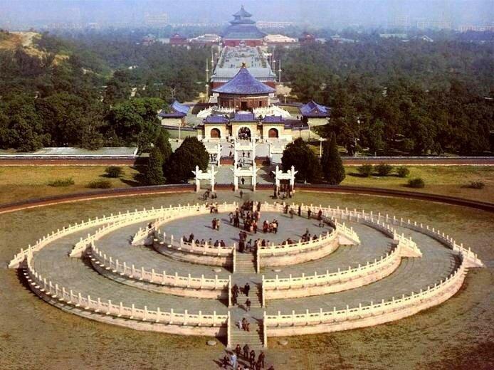 Храм Неба Тяньтань