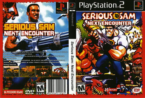 serious sam next encounter pc