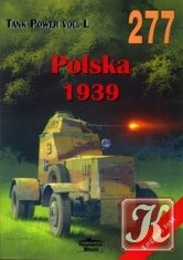 Книга Tank Power vol.L. Polska 1939 vol. I / Poland 1939 vol. I (Militaria 277)