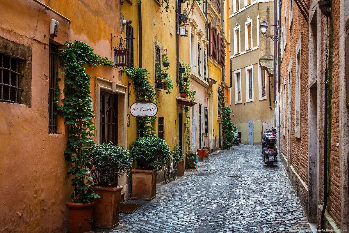 фото итальянских улиц большого разрешения каждом пяточке хочется