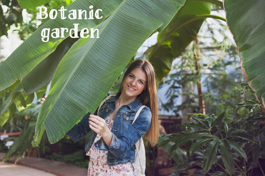 minsk botanic garden