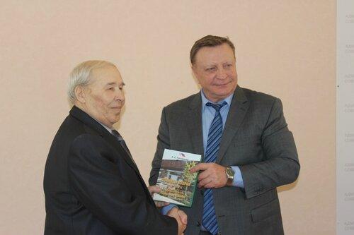 отчет куйбышевского землячества