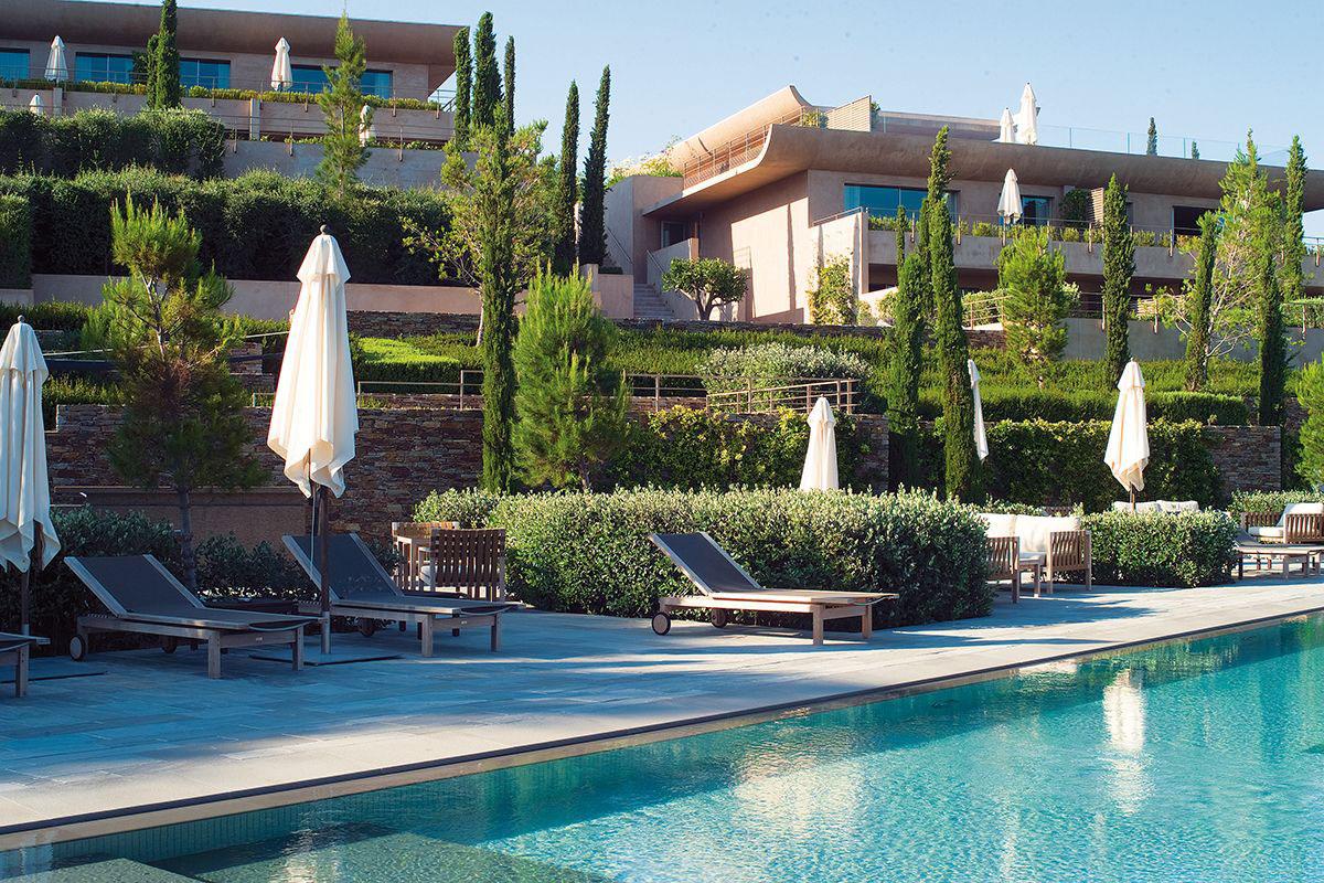 Hotel La Reserve, Hotel La Reserve, отель La Reserve, La Reserve Раматюэль, отель La Reserve Лазурный Берег, обзор отеля La Reserve, отели Франции