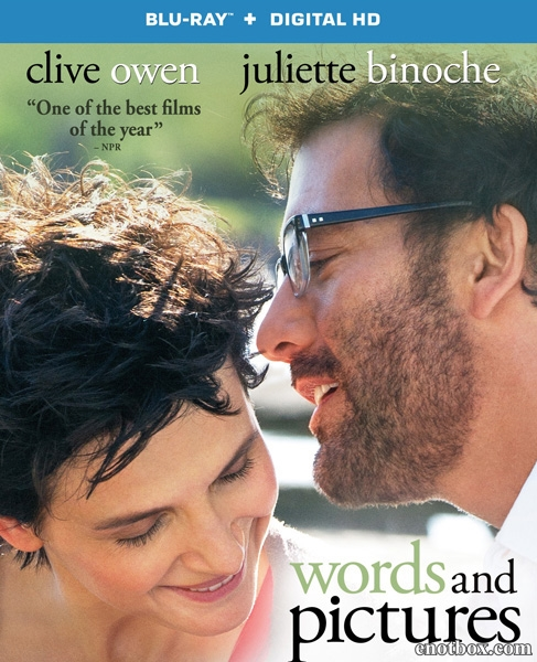 Любовь в словах и картинках / Words and Pictures (2013/BDRip/HDRip)