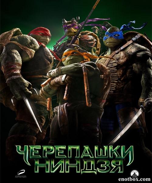 ���������-������ / Teenage Mutant Ninja Turtles (2014/WEB-DL/WEB-DLRip)