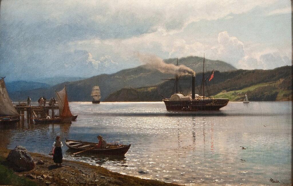 Steamship at Drøbak.jpeg