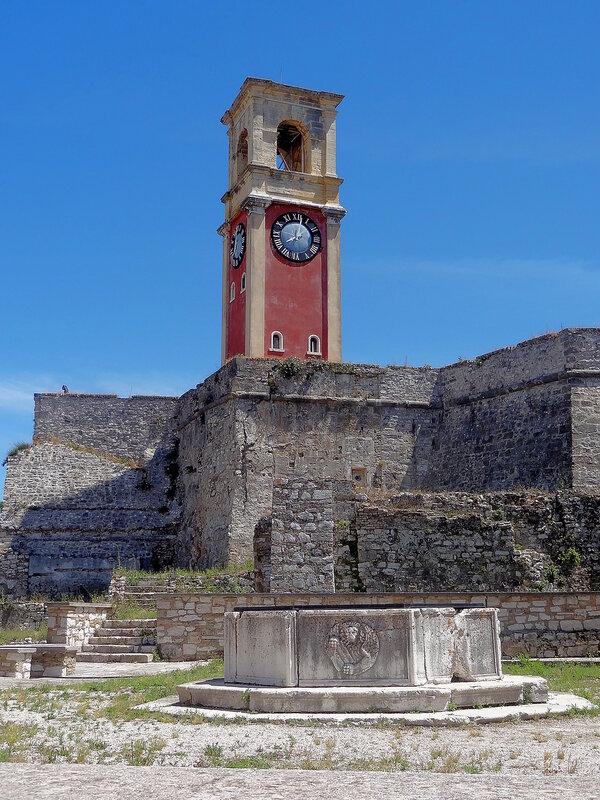 Часовая башня Старой крепости