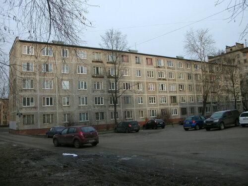 ул Шелгунова 14