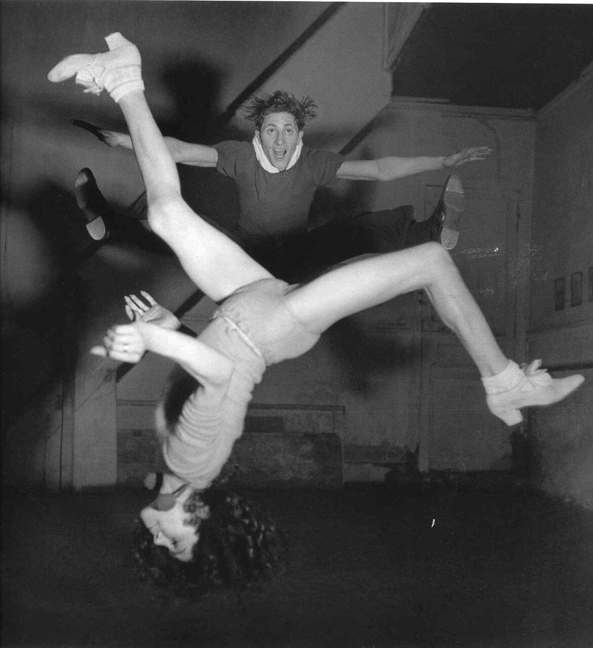 1946. Танцы бибоп