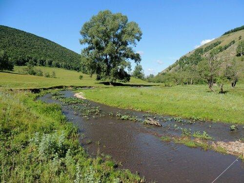 Река Шида, 1
