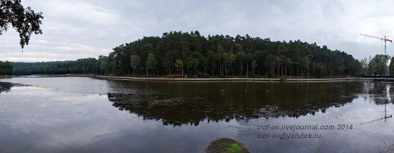 Озеро Тихое. Светлогорск-Rauschen
