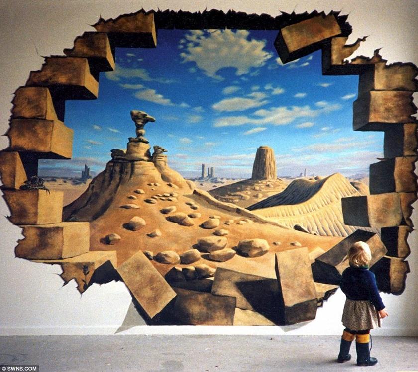 3D работы британской художницы Джанет Ширер 0 142326 5186021e orig