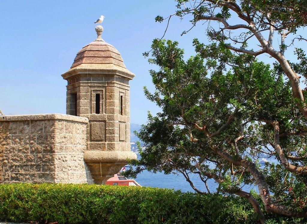 Башня форта Антуан