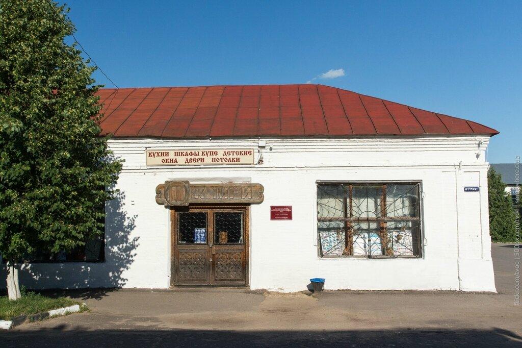 Лавка купца Хлебникова в Юрьеве-Польском