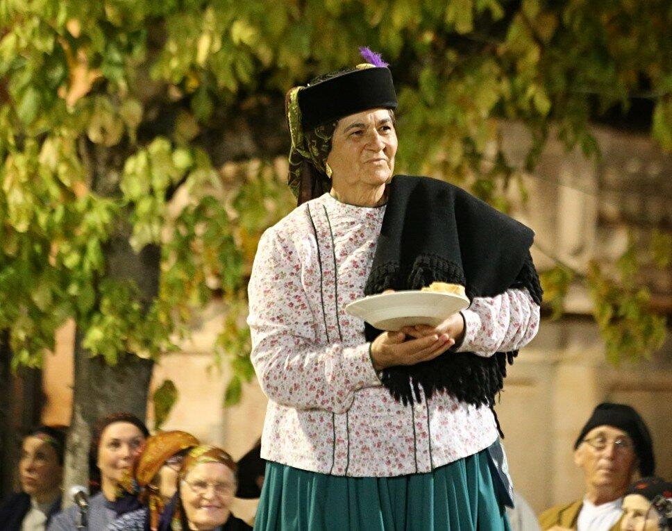 Folklore festival in Leiria