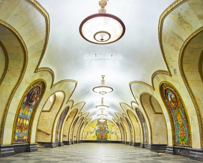 Комсомольская, Москва