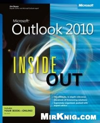 Книга Microsoft Outlook 2010 Inside Out