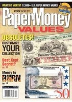 Книга Paper Money Values (December 2008) pdf 28,34Мб