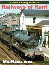 Книга Railways of Kent