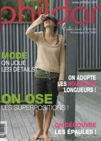 Журнал Phildar №486 2008-2009.
